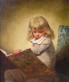 Reading and Art: Ramsay Richard Reinagle