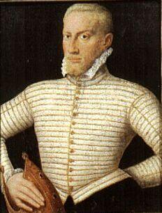Gebhard Truchsess von Waldburg, 1579 (Hermann tom Ring) (1521-1597)    Kölnische Stadtmuseum use with black pants-two suits?