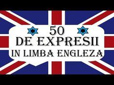 Invata engleza | 50 de EXPRESII UTILE in Limba engleza - YouTube