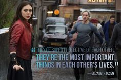 """How Joss Whedon Brought Quicksilver And Scarlet Witch To The """"Avengers"""" Franchise - BuzzFeed News"""