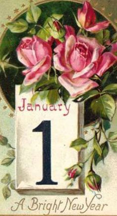 Happy New Year, Welcome January