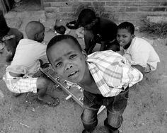Kids in Cape Town