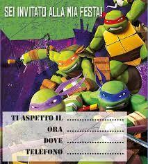 Risultati immagini per torte di compleanno tartarughe ninja