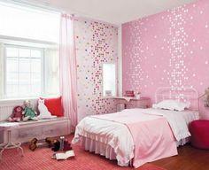 Glitter Bedroom Wallpaper | Vizimac