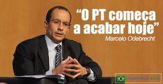 Os crimes de Lula, Dilma e do PT. Delação de Marcelo Odebrecht será usada em novos inquéritos, processos e condenações | Imprensa Viva