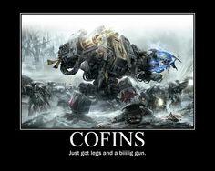 Coffins image - Warhammer 40K Fan Group | Desura