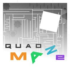 Quad Maze for Android Lite Version Quizzes Games, Maze, Patience, Quad, Challenges, Reading, Android, Quad Bike, Word Reading