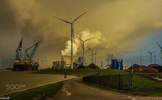 Eemshaven by Wilco van der Laan Fotografie on 500px