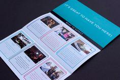 Like the landscape layout of brochure.