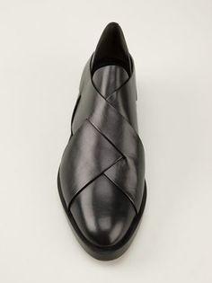 Alexander Wang `morgan` Loafers - Feathers - Farfetch.com