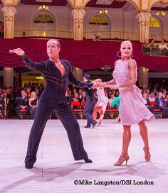 Riccardo and Yulia, Blackpool Dance Festival 2016