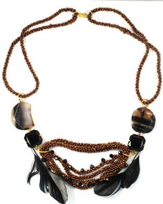 druzy agate necklace http://www.totemshop.in.ua/collection/kolie/product/kolie-dymchato-seroe