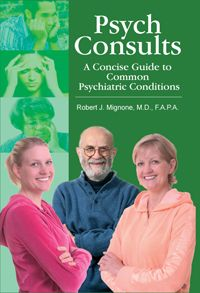 "THE PRACTICAL, ACCESSIBLE HANDBOOK FOR UNDERSTANDING—AND TREATING—COMMON PSYCHIATRIC PROBLEMS  Have you been touched by depression, an anxiety disorder, or attention-deficit disorder? If you're like most people, the answer is ""yes."" Studies show these and other psychiatric conditions afflict one in three of us—and that doesn't count family and friends who are also affected."