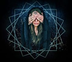 Listen to Your Intuition. Too often we ignore our gut instinct, our intuition. It's trying to tell you something and it's time you stopped pushing it away and start paying attention. Intuition, Psychic Powers, Psychic Abilities, Magick, Witchcraft, Wiccan Spells, Magic Spells, Opening Your Third Eye, Pineal Gland