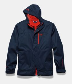 Under Armour Storm ColdGear® Infrared Porter 3-in-1. A fuller cut for comfort. Warm, water-resistant & ridiculously versatile. It's like gifting 3 jackets in 1. Weather will have nothing on him.