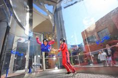 Indoor skydiving outfit leaping into Washington market - The ...