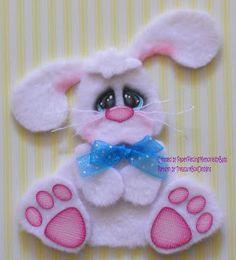 Velikonočn 237 Zaj 237 ček Velikonoce Pinterest