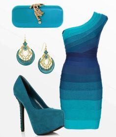 Style, blue