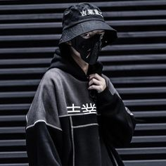 - Sleeve Length: Full- Thickness: Standard- Material: Cotton Korean Streetwear, Streetwear Fashion, Modus Operandi, Urban Street Style, Boyfriend Goals, Custom Clothes, Black Hoodie, Street Wear, Sleeves