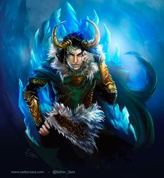 Loki has often been depicted as an enigmatic trickster god or a god of mischief and deceit, alternatively portrayed as an impish troublemaker or sometimes even an outright evil deity. However, he is the representation of one of the countless, and often opposing and contradictory, principles and meanings of which life consists.