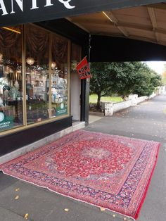 Roys Antiques, and century antique furniture, silver and russian ikons, Clifton Hill, (Fitzroy) Melbourne Australia - BIG Old Pers. Clifton Hill, Melbourne Australia, Antique Furniture, 19th Century, Bohemian Rug, 18th, Tapestry, Rugs, Luxury