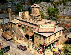 Fine Scale Miniatures... model railroading