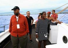 #MVAAFF 2012 boatride American Film Festival, African, Running