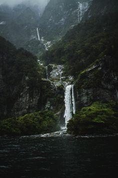 "envyavenue: "" Milford Sound | Janice McKenna """