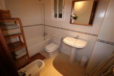 sleek spanish bathroom