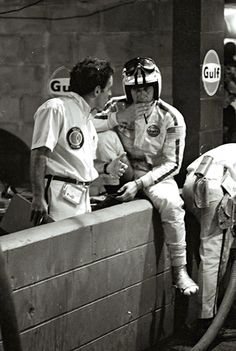 Steve McQueen Sebring, Florida, 1970