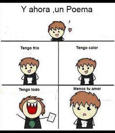 cómo escribir un poema (humor)