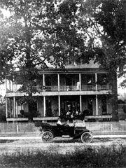 Huey and Earl Long's family home in Winnfield, Winn Parish, Louisiana http://www.hueylong.com/life-times/childhood.php