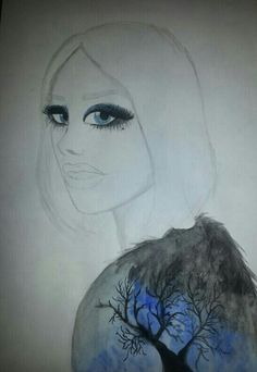 I Did this :) Inspiration from jessica Durrant☆