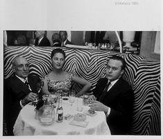el morocco 1955 by gary winogrand