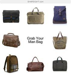 Men's work bag eight