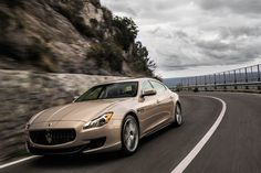 12.12.12, arrived to Nice, France, to drive the brand new Maserati Quattroporte, the fastest sedan in the world!