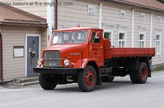 Historical Fire Engines Europe: A unique collection of photographs and technical information about historical fire engines. Busse, Fire Engine, Classic Trucks, Big Trucks, Cars And Motorcycles, Jeep, Transportation, Nostalgia, Vans