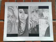 17x14 - 4 Panel Sons Of Anarchy 10/2013