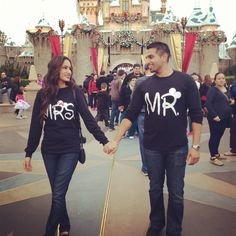 Disneyland Couples Disneyland Matching Shirts