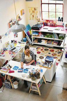5 consejos para montar y decorar tu propia oficina en casa