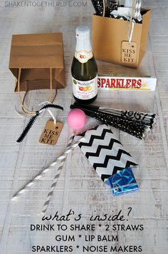 The best party planning ideas for an epic New Year's Eve party!