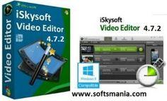 iSkySoft Video Editor 4.7.2 Crack + Serial Key Free Download
