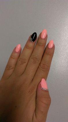 Gel hybrid nails