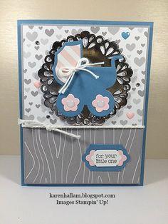 Karen's Stampin' Habit!: Baby Love for PPA 311