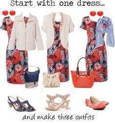 60+ wardrobe