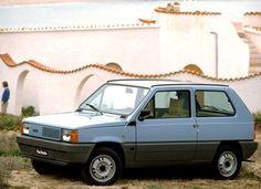 Fiat Panda first car