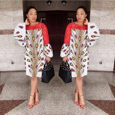 97 Likes, 1 Comments - African Fashion & Design Wears ( from Diyanu - Ankara Dresses, Shirts & African Print Dresses, African Fashion Dresses, African Dress, Fashion Outfits, Fashion Trends, Fashion Ideas, Women's Fashion, African Fashion Designers, African Print Fashion