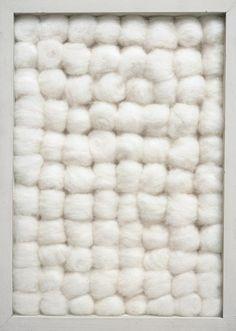 Manzoni, achrome, 1962  ArtExperienceNYC   www.artexperiencenyc.com
