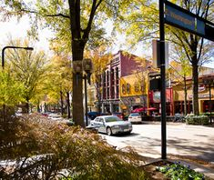 Americas greatest main streets: Greenville, SC Travel and Leisure