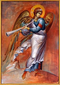 and Cultural instruments too- Angel icon